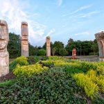 Fleurissement 2018 : 9 - l'île mystérieuse - Square Malraux