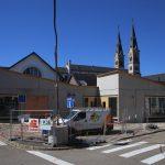 Restauration de l'école Maternelle du Centre rue Schwilgué à Illkirch-Graffenstaden