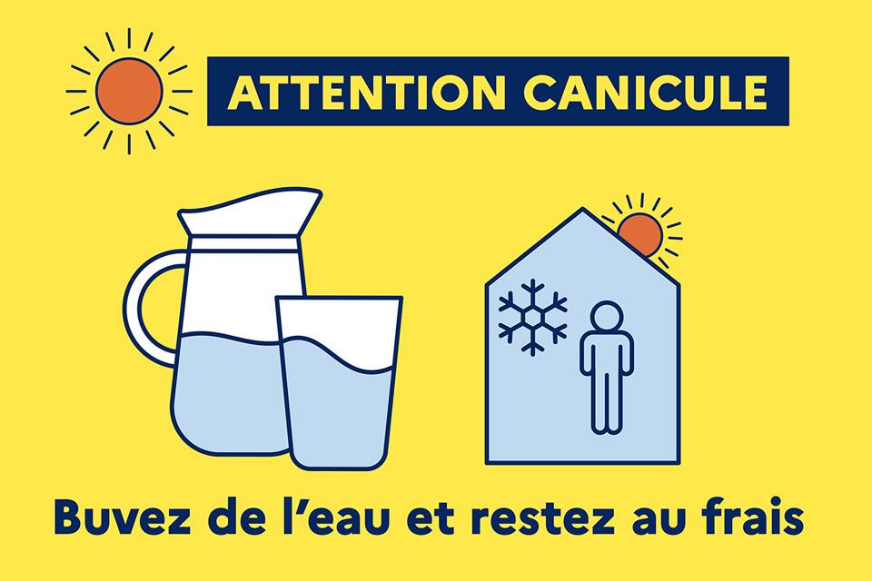 Info Plan Canicule