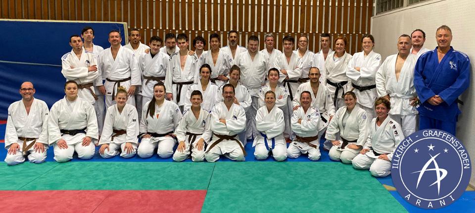 Association sportive Arani à Illkirch-Graffenstaden