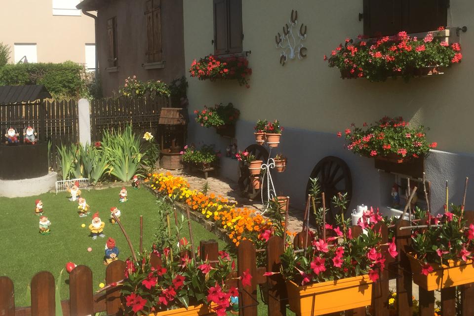 Classement du concours Maisons et Balcons Fleuris