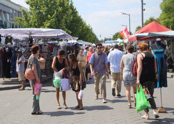 Braderie et marché aux puces samedi 29 juin de 7h à 19h à Illkirch