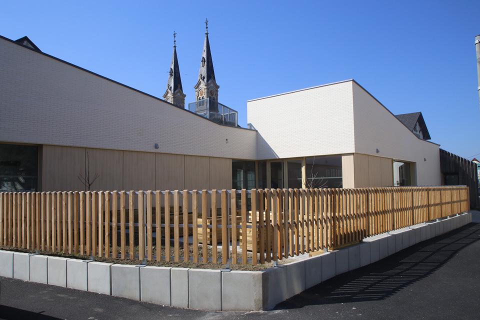 Restauration scolaire école Maternelle Centre