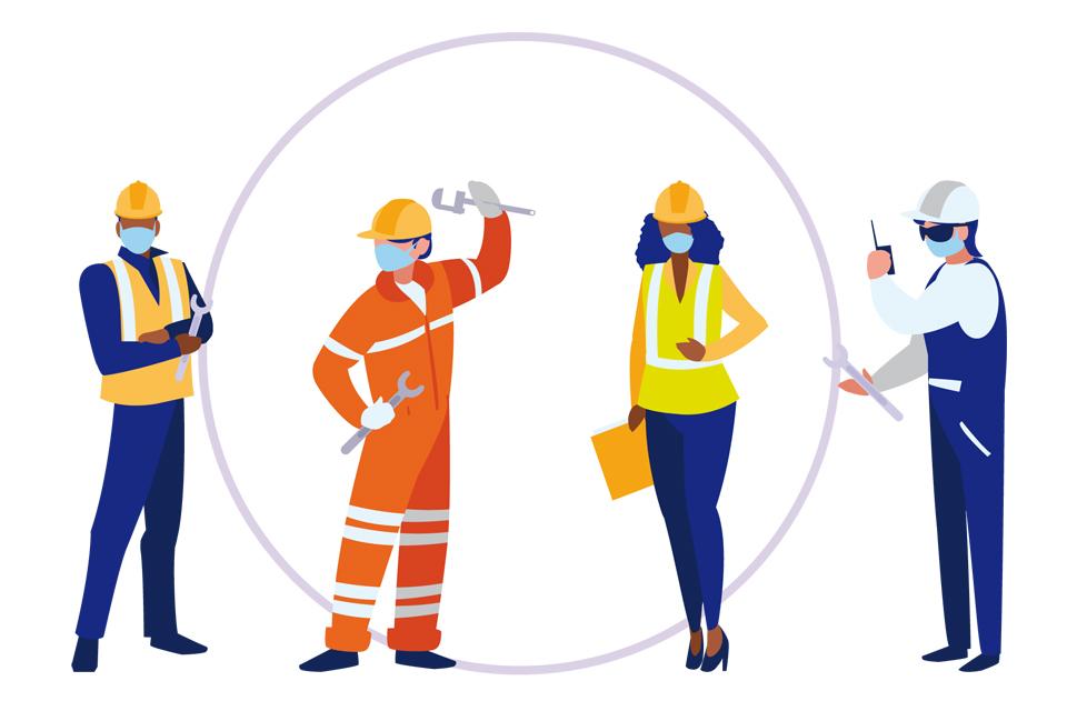 Réalisez vos travaux en toute sécurité tout en soutenant l'économie locale
