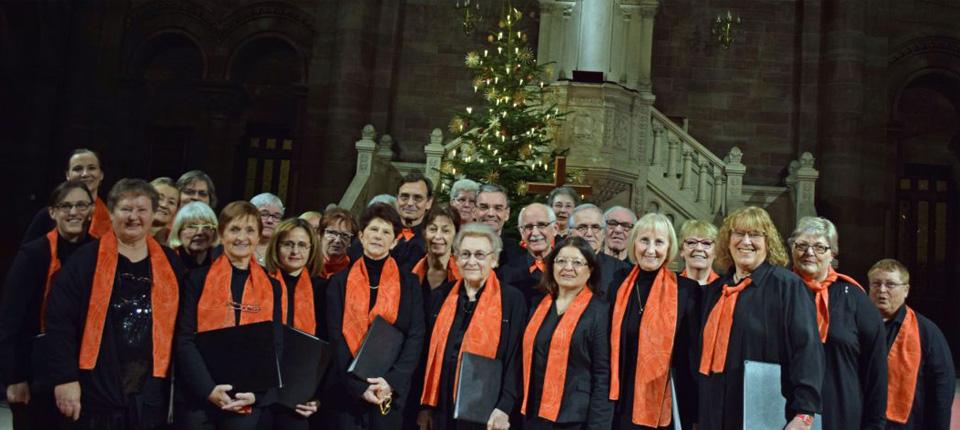 Chorale le Choeur de l'Ill à Illkirch-Graffenstaden
