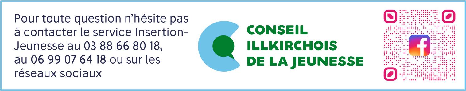 Conseil Illkirchois de la Jeunesse