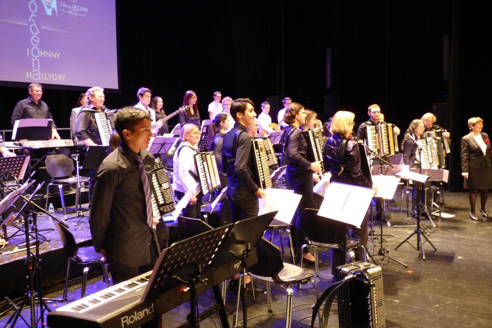Concert de l'Accordéona