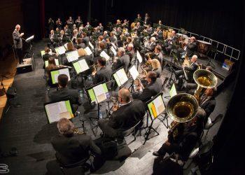 Concert annuel de la Vulcania à Illkirch-Graffenstaden