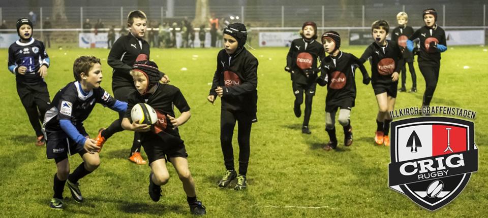 CRIG Club de Rugby d'Illkirch-Graffenstaden