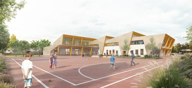 Ecole élémentaire Libermann à Illkirch-Graffenstaden