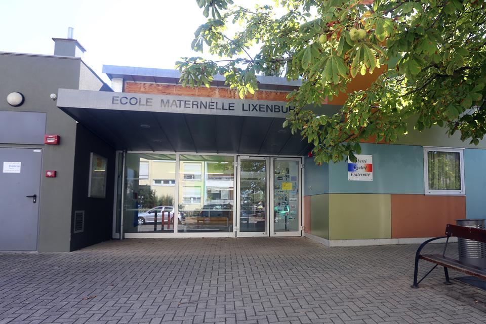 Projet Ecole Maternelle Lixenbuhl à Illkirch-Graffenstaden