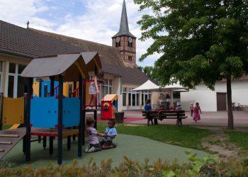 Ecole maternelle Nord à Illkirch-Graffenstaden