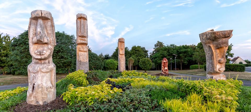 Fleurissement 2018 à Illkirch-Graffenstaden