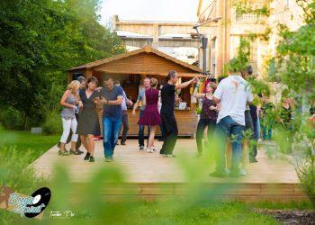 Guinguettes dansantes de la Vill'A à Illkirch-Graffenstaden