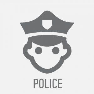 Contacter la Police