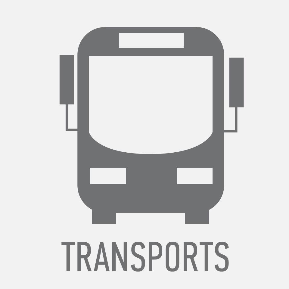 Accéder à la rubrique Transports