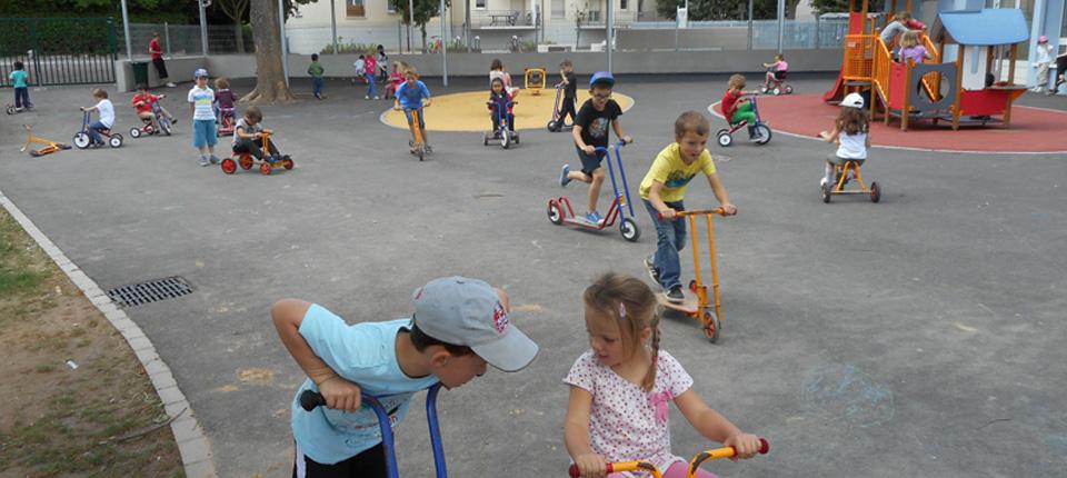 Centre de loisirs l'Ill aux loisirs à Illkirch-Graffenstaden