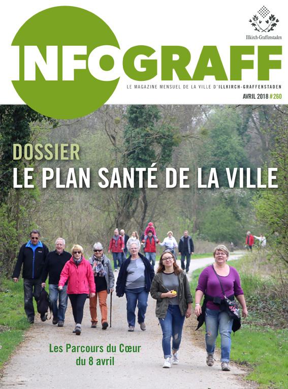 Infograff n°260 avril 2018 à Illkirch-Graffenstaden