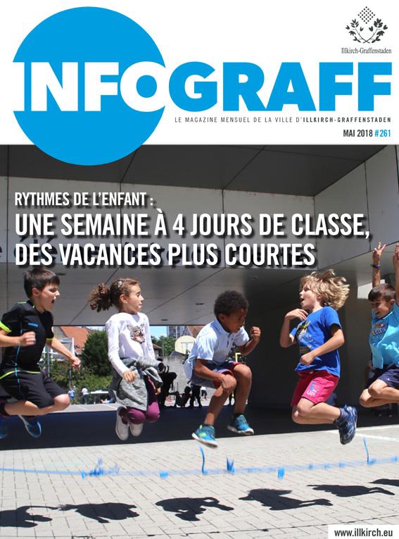 Infograff n°261 mai 2018 à Illkirch-Graffenstaden