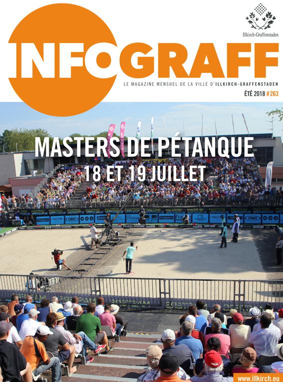 Infograff été 2018 #263 de la Ville d'Illkirch-Graffenstaden