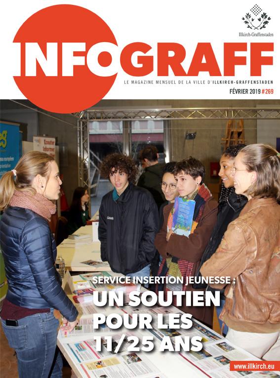 Infograff 269 de Février 2019 - Illkirch-Graffenstaden
