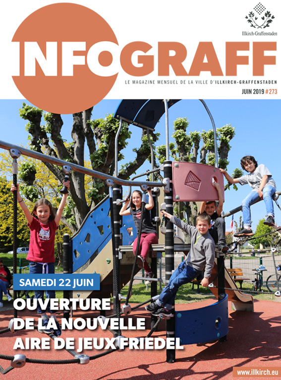 Inforaff juin 2019 - Ville d'Illkirch-Graffenstaden