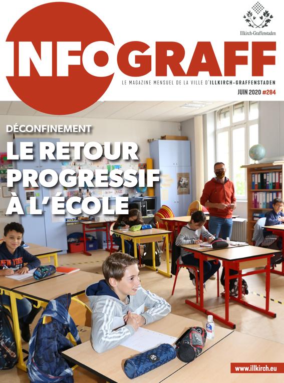 Infograff Juin 2020 - Ville d'Illkirch-Graffenstaden