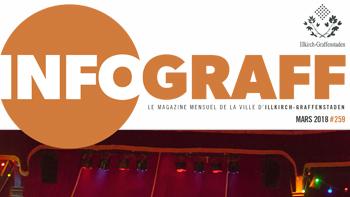 Infograff 259 de Mars 2018 - Ville d'Illkirch-Graffenstaden