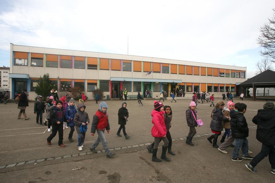 Ecole maternelle Libermann à Illkirch-Graffenstaden