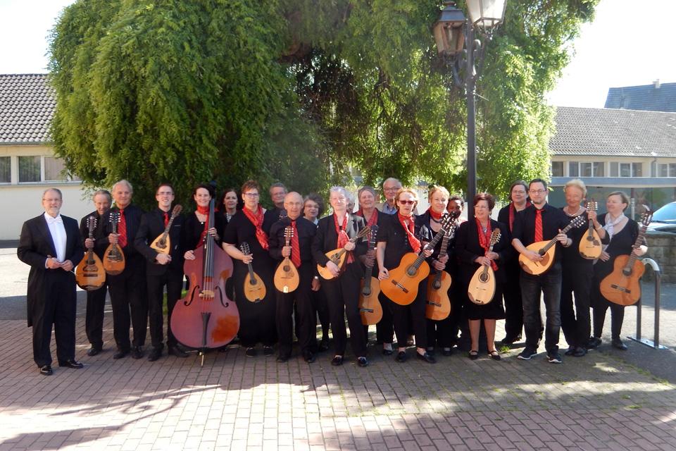 Concert de mandolines et guitares à Illkirch-Graffenstaden