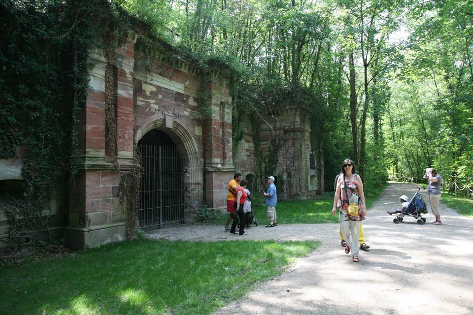 Réouverture du parc du fort Uhrich
