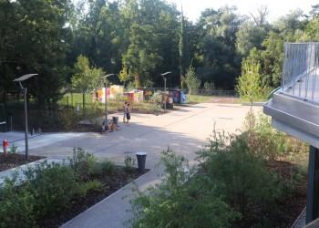 Les jardins de la Vill'A d'Illkirch-Graffenstaden