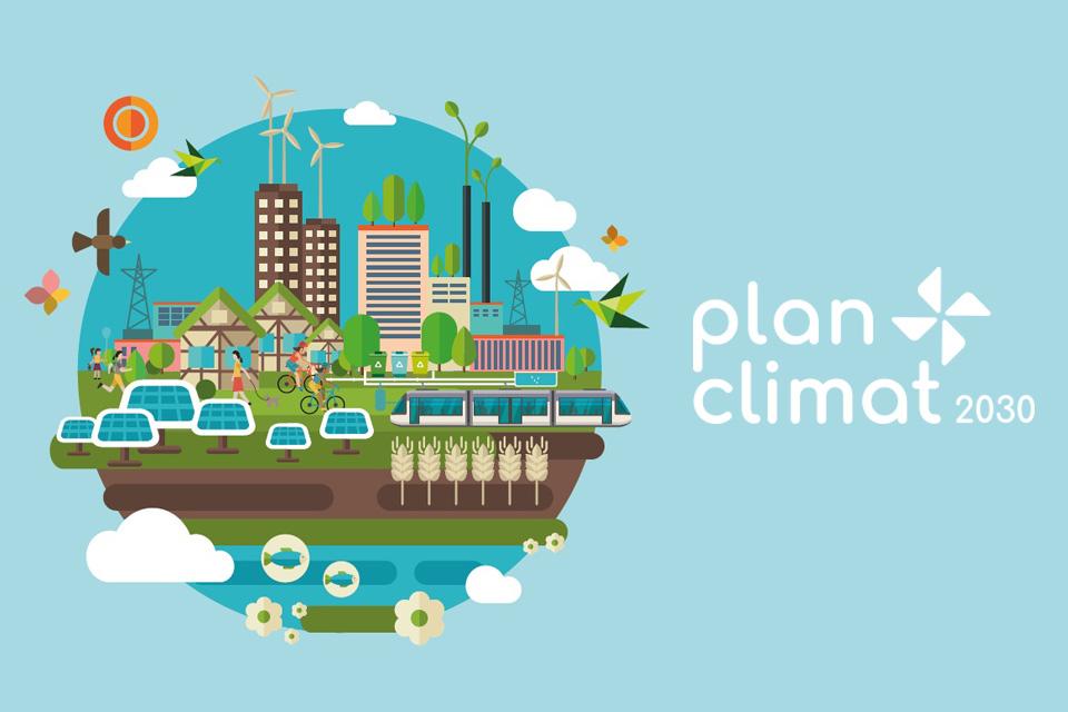 Plan Climat 2030 : construisons ensemble l'Eurométropole de demain !