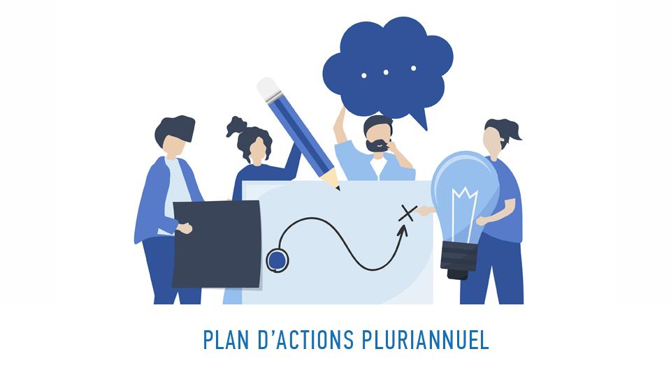 Plan d'action pluriannuel