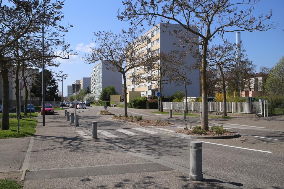 Quartier Libermann