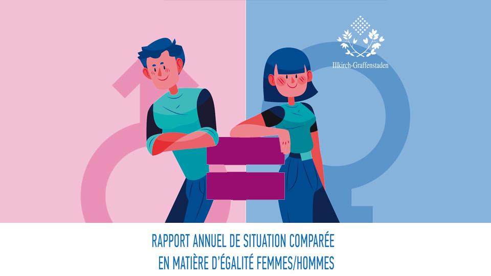 apport annuel de situation comparée en matière d'égalité femmes/hommes