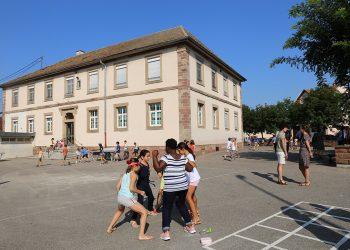 La rénovation thermique de l'école maternelle Nord à Illkirch-Graffenstaden