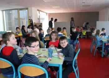 Restauration scolaire pour l'école Maternelle Centre à Illkirch-Graffenstaden