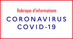 Informations Covid -19