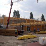Travaux Ecole Maternelle Lixenbuhl à Illkirch - Août 2017