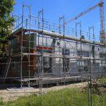 Travaux Ecole Maternelle Lixenbuhl à Illkirch - Juin 2017