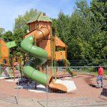 Travaux Zone de loisirs du Girlenhirsch à Illkirch-Graffenstaden - Mai 2019