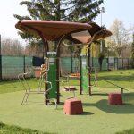 Travaux Zone de loisirs du Girlenhirsch à Illkirch-Graffenstaden - Avril 2019