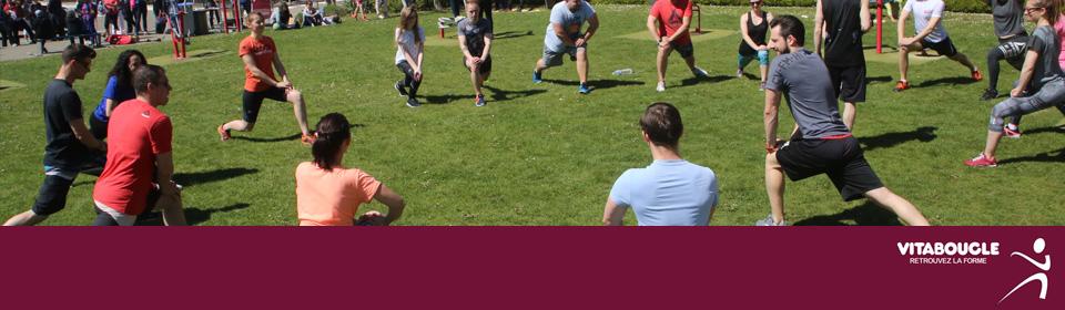 Vitaboucle : santé et sport à Illkirch-Graffenstaden