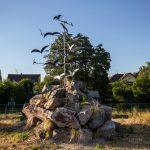 Fleurissement 2018 : 5 - l'île aux oiseaux - Quai de l'Ill