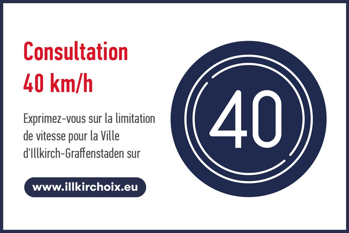 40 km/h : vers une uniformisation de la vitesse de circulation dans notre ville ?