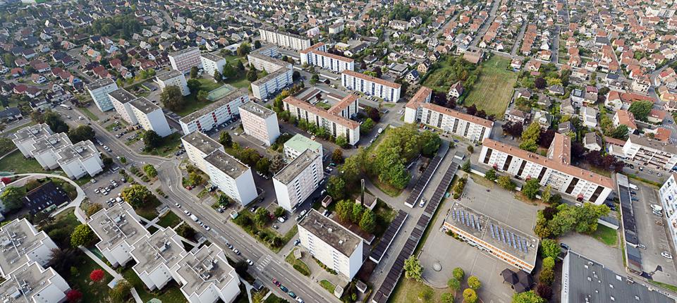 Contrat de ville Quartier Libermann à Illkirch-Graffenstaden