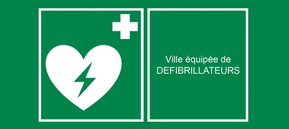 La ville d'Illkirch est équipée de 14 défibrillateurs