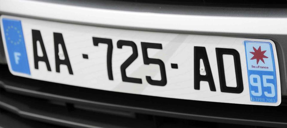 Demande d'immatriculation de véhicules - Illkirch-Graffenstaden