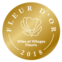 Illkirch-Graffenstaden remporte la Fleur d'Or en octobre 2018 !